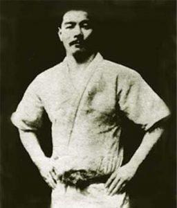 Mitsuyo Maeda, grondlegger BJJ