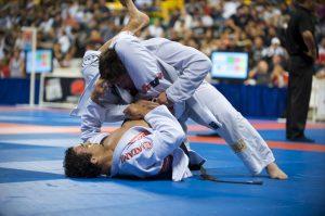 brazilian jiu jitsu wedstrijd